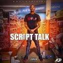 PercgodKD - Script Talk  mixtape cover art