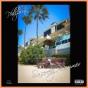 Phillyblunts - Sincerely, Summer mixtape cover art