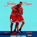 P.Martin & Day1 - Jordan Pippen  mixtape cover art