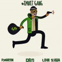 P.Martin, Day1 & Louie Slugga - IMNIT Gang mixtape cover art