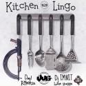 P.Martin, Day1 & Louie Slugga - Kitchen Lingo mixtape cover art