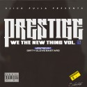 Prestige Ent. - We The New Thing 2 (Hosted By Slick Pulla) mixtape cover art