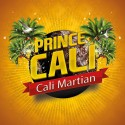 Prince Cali - Cali Martian mixtape cover art