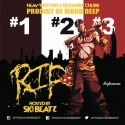 Prodigy - R.I.P. (1-3) mixtape cover art