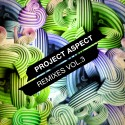 Project Aspect - Remixes 3 mixtape cover art