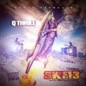 Q Thrill - SWF13 mixtape cover art