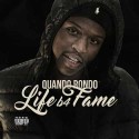 Quando Rondo - Life B4 Fame mixtape cover art