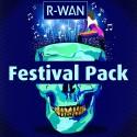 R-Wan - Festival Pack mixtape cover art