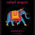Rafael Aragon - Bhangraton EP II mixtape cover art