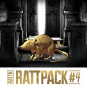 Rattpack #4 mixtape cover art