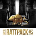 Rattpack #5 mixtape cover art