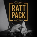 Rattpack #6 mixtape cover art