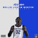 RCG Melo - Ballin Like I'm Wenyen mixtape cover art