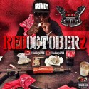 Red Angel - Red October 2 mixtape cover art
