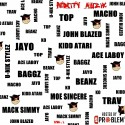 Redcity Muzik (Hosted 610 Problem) mixtape cover art