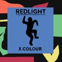 Redlight - X Colour EP mixtape cover art