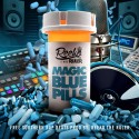 Reeko The Ruler - Magic Blue Pills mixtape cover art