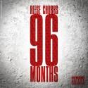 Reese Chubbs - 96 Months mixtape cover art