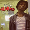 Retch - 4LaRaza mixtape cover art
