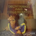 Retch - Delinquents & Degenerates mixtape cover art