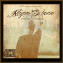 Rhyme Scheme - Progression mixtape cover art