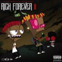 Rich Forever Music 2 mixtape cover art