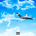 Rich God Scrilla - Sky Level 2 mixtape cover art