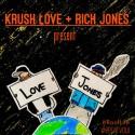 Rich Jones - Love Jones EP mixtape cover art