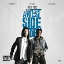 Rich Kidz - A Westside Story mixtape cover art