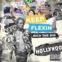 Rich The Kid - Keep Flexin mixtape cover art