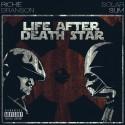 Richie Branson & Solar Slim - Life After Deathstar mixtape cover art