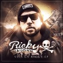 Ricky Vaughn - Viva La Ricky EP mixtape cover art