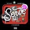 Rizzy Rackz & Star-Camp Booda - Serve Lit 4 No Reason mixtape cover art