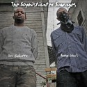 Rob Gullatte & Show Louis - The Sophisticated Savage mixtape cover art