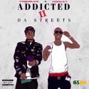 Rocket & Troublez - Addicted2DaStreets mixtape cover art