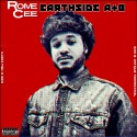 Rome Cee - EarthSide mixtape cover art