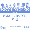 Rome Cee - Small Batch #1 mixtape cover art