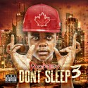 Roney - Don't Sleep 3 mixtape cover art