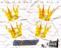Royal Family - 4 Kings mixtape cover art