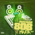 Russian 808 Mafia 7 mixtape cover art