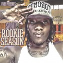 Sam P - Rookie Season mixtape cover art