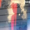 SampsonMusik - Fantasy EP mixtape cover art
