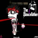 Sauce Walka - The SauceFather mixtape cover art