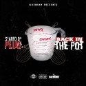 Scarfo Da Plug - Back In The Pot mixtape cover art