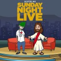 Scottie Jax - Sunday Night Live (SNL) mixtape cover art