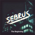 Sebrus - The Beginning EP mixtape cover art
