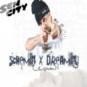 Sen City - Schemin & Dreamin 1.7 mixtape cover art