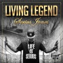 Serius Jones - Living Legend mixtape cover art