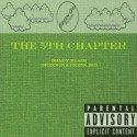 Shady Blaze - The 5th Chapter mixtape cover art