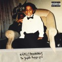 ShaqIsDope - Early Beginnings (The Shaquille Baptiste Story) mixtape cover art